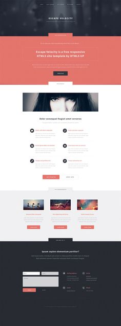 The New Hot Trend Of Flat Web Design With Examples