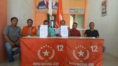 Dewan Pimpinan Wilayah (DPW) Partai Naggroe Aceh (PNA) Aceh Barat sejak tangal 26 Maret hingga 18 Mai mendatang secara terbuka menerima pendaftaran bakal calon legeslatif untuk DPRK dan DPRA guna bertarung di pentas politik 2019 mendatang.