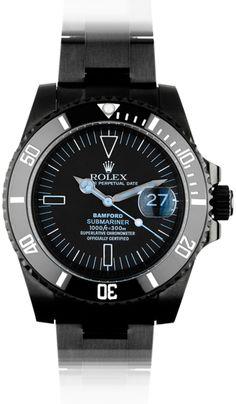 Rolex 'Heritage Dial' Submariner - Aqua