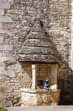 St. Vincent de Cosse Village, Aquitaine, France