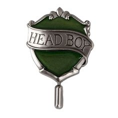 Slytherin™ Head Boy Pin