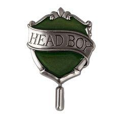 Slytherin™ Head Boy Pin