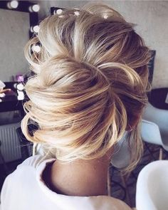 Ulyana Aster Long Wedding Hairstyles
