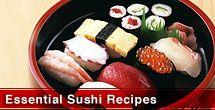 Essential Sushi Recipes