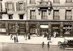 Cartier Rue de la Paix, circa 1899.