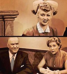 The Courtroom - Lucy is so great in this episode