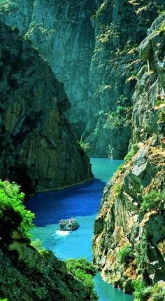 Arribes del Duero Natural Park, Western Spain