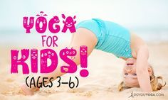 Teaching kids yoga can be difficult but also really rewarding! Here are a ton of great, solid tips to make yoga fun for your little yogis aged 3-6.