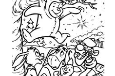 DISNEY Christmas Coloring Pages | Christmas Coloring Pages for kids | Christmas Coloring Pages FREE |33