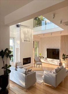Dream House Interior, Dream Home Design, My Dream Home, Home Interior Design, Interior Architecture, Dream Apartment, Aesthetic Bedroom, House Rooms, Home Deco