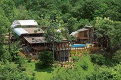 Tropical Coastal Living in Costa Rica.
