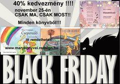 Black Friday | Ringató Mesevilág