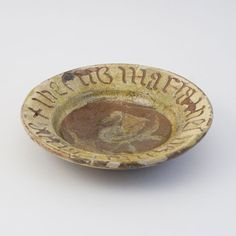 Sgraffito in 3D - Collection - Dish F 5334