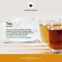 Did you know this Amazing fact of tea.  Share your opinion with us what you think about tea and which tea you like.   1. Black Tea 2. White Tea 3. Green Tea 4. Oolong Tea