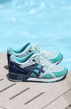 UBIQ x Asics Gel Lyte Speed 'Cool Breeze'