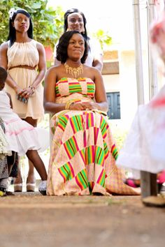 #traditional #ghanaian #bride #wedding #engagement