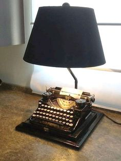 Interior Lighting Design Can Add Value To Your Home – WonderfuLamps Repurposed Furniture, Diy Furniture, Furniture Design, Cool Lighting, Lighting Design, Lampe Industrial, Recycled Lamp, Lamp Inspiration, Diy Home Decor