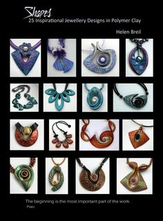 Helen Breil - Welcome to your source of unique textures, tutorials and workshops for Polymer Clay