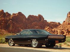 1968 Plymouth GTX - the roadrunners evil step sister!!!