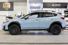 We received our first Crosstrek 2018 today. Many changes have been made to the chassis, suspension, rear subframe, sway bars and much more ..We took the opportunity to do some tests. We installed a LP Aventure 2
