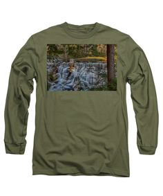 #jefffolger Long Sleeve T-Shirt featuring the photograph Natural Bridge State Park by Jeff Folger
