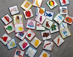 filosofiaa lapsille - muistipelikortit