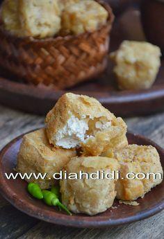 Diah Didi's Kitchen: Tahu Krispi...Ala Abang Abang