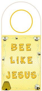 Bee Like Jesus Wants You to Bee #Biblefun #apostlepaul #NTBibleclassteacher