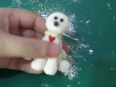 How to Make a Fondant Poodle Cupcake Topper