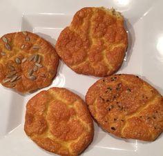 Oeps! Ken jij de oopsies al? Een makkelijk koolhydraatarm recept voor tussendoor of als ontbijt of lunch.