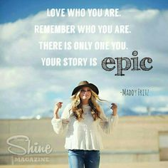 Read the whole inspiring story on Maddy Fritz in the June 2015 issue at cshinemagazine.com