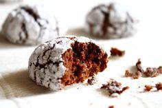Chocolate Crinkles sectiune
