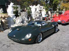 Rare 1966 Jaguar XJ13