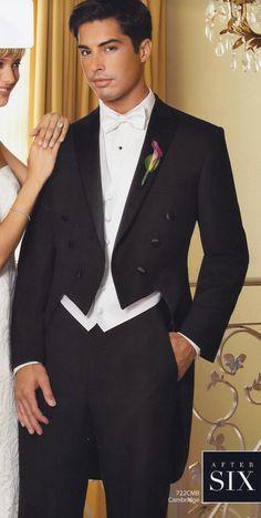 tailcoat tuxedo