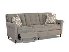 Shop for Trisha Yearwood HOLLAND Sofa, D84003 PWHS, and other Living Room Sofas at Klaussner Home Furnishings in Asheboro, North Carolina. The Holland hybrid collection fools everyone when they step into the room. Petite, rolled arms envelope three over three seating and accent pillows.