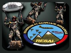 Commando Parachutiste de l'Air nº 30 ( Resal )