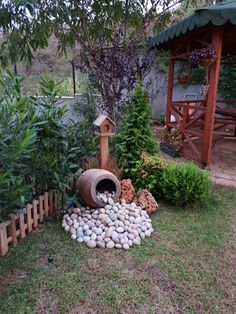 48 ideas for garden rock plants - art - # for .- 48 ideas for garden rock plants – art – # for # garden rock plants # … – # for # garden rock plants - Garden Yard Ideas, Garden Beds, Garden Projects, Diy Garden, Patio Ideas, Garden Art, Garden Plants, Flowers Garden, Outdoor Ideas