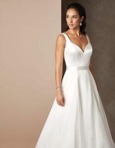 cdada731884 Wedding Dress Inspiration - Caroline Castigliano Designer Wedding Dresses