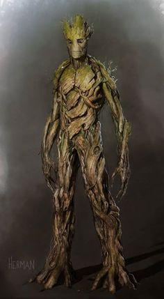 """""""Je s'appelle Groot"""" - Les Gardiens de la Galaxie"""