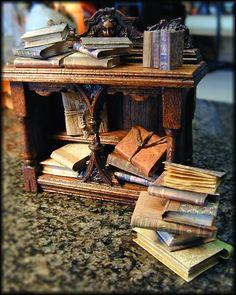 Creagers Studios ~ Miniature Books