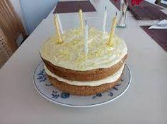 Image result for vanilla sponge frosting