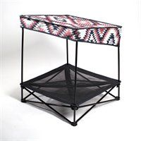* Quik Shade Pets' Pet Shade in Southwestern Blanket print - Small *