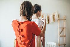 Atelier Charlotte Auzou - Robes de demoiselles d'honneur   Crédits: Life stories   Donne-moi ta main - Blog mariage