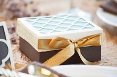 Cricut® Mini Elegant #Favor Box