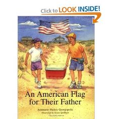 An inspiring story of American ingenuity based on actual events. Two children of a soldier stationed in Iraq are determined to buy their father a huge flag for his imminent homecoming. Their grandparents on Plum Island, off the coast of Massachusetts, help them, but it is really the local veterans who save the day. Ages 13+