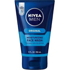 2 NIVEA for Men Moisturizing Face Wash 5 Oz for sale online Morning Beauty Routine, Tighter Skin, Wet Shaving, How To Get Rid Of Acne, Clean Face, Tan Skin, Face Cleanser, Best Face Products, Face Wash