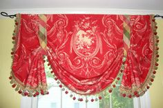 Pink Curtains Color for French Country Roman Shades 131 French Country . French Country Curtains, Country Kitchen Curtains, Country Valances, French Country Bedrooms, Country Bathrooms, Drapes And Blinds, Pink Curtains, Colorful Curtains, Window Valances