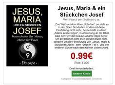 """Die Zugabe zum Besteller """"Jesus, Maria & ein Stückchen Josef"""" Da capo http://www.amazon.de/Jesus-Maria-ein-St%C3%BCckchen-Josef-ebook/dp/B00XL20S4M/ref=sr_1_39_twi_1_kin_ku?s=books&ie=UTF8&qid=1431625747&sr=1-39&keywords=soisses"""