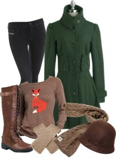 """""""Walk in the Park"""" by sunnykansas on Polyvore"""