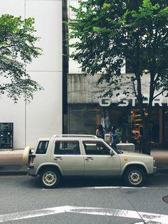 日産ラシーン Old Cars, Cars Motorcycles, Dream Cars, Nissan, Automobile, Vehicles, Prince, Bike, Japan